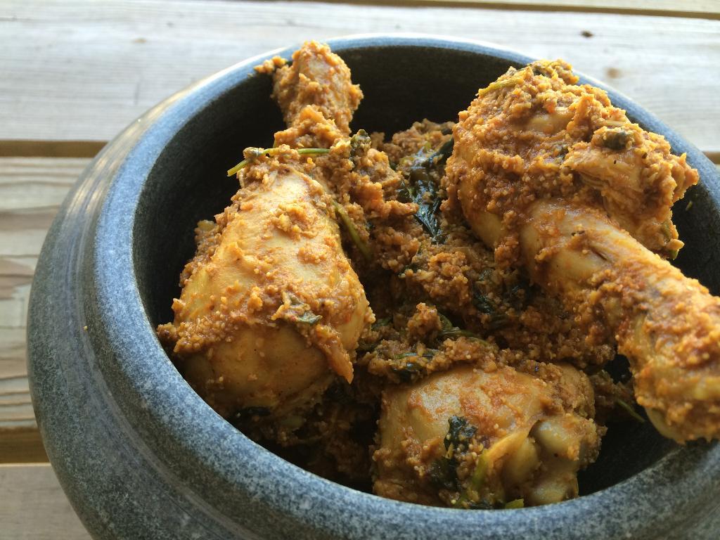 Goan recipes goan food recipes chicken sukka forumfinder Image collections