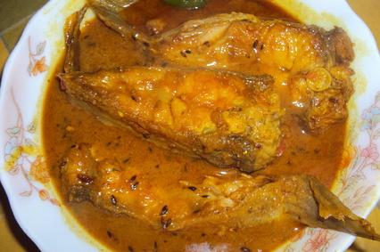 katla macher jhol recipe for chicken