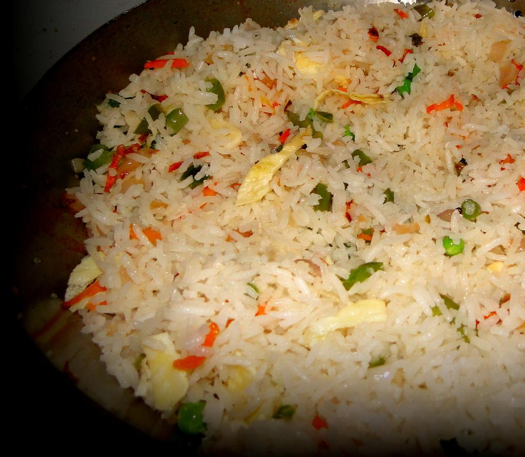 Fried rice egg fried rice forumfinder Image collections