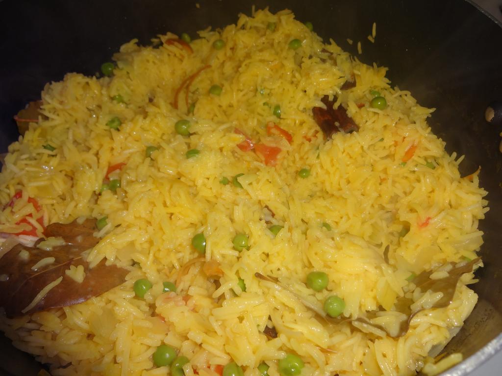 Goan christmas sweets rice goan peas pulao forumfinder Image collections
