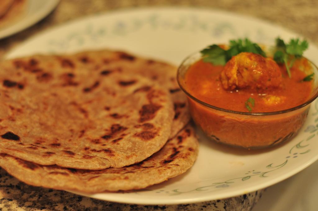 Goan Chicken Ball Curry