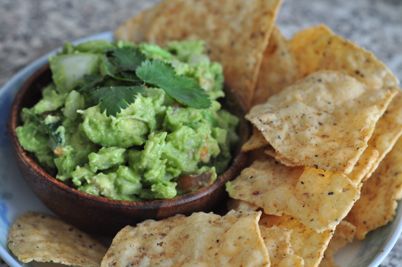 guacamole salad. So here is my guacamole salad recipe with an Indian ...