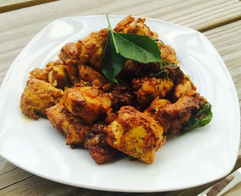 Indian Chicken Fry