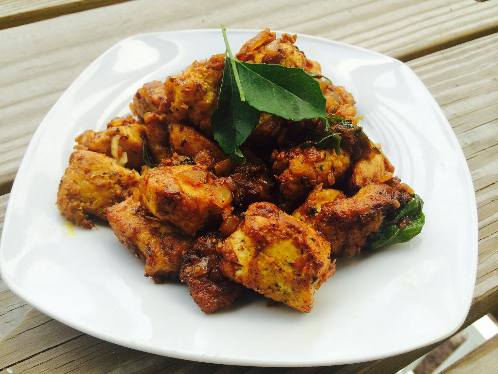 North indian chicken fry recipes