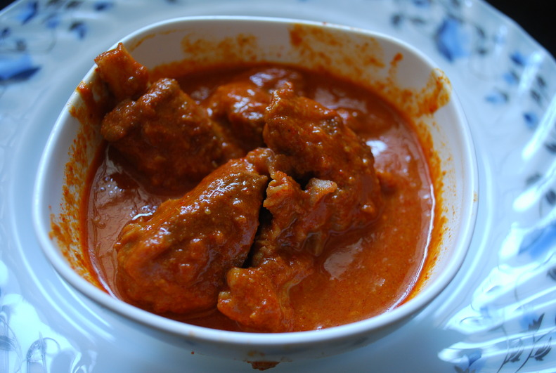 Rogan Josh Recipe - Kashmiri Food