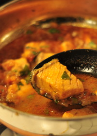 Salmon Curry