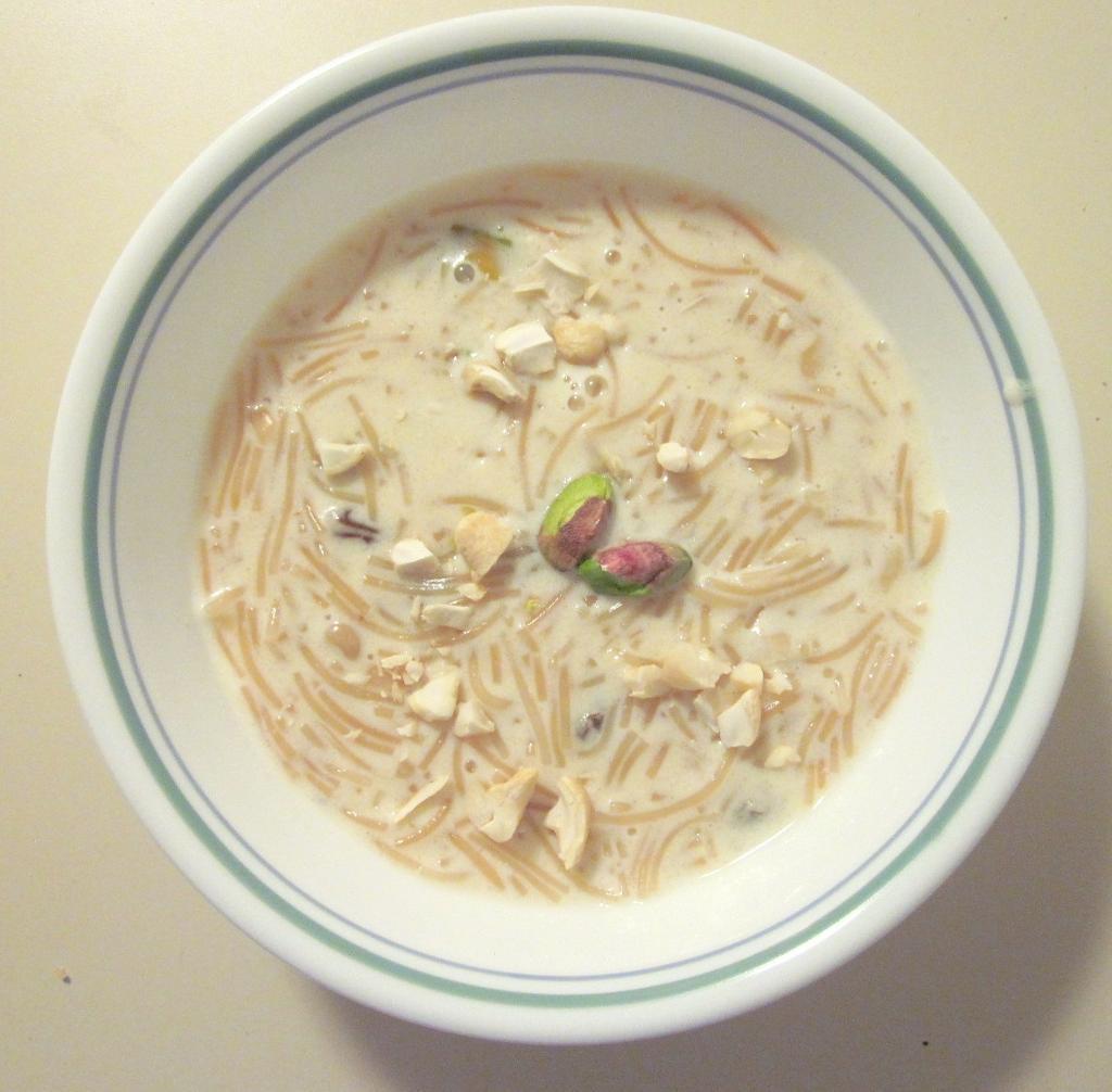 Shavige Payasam Vermicelli Pudding