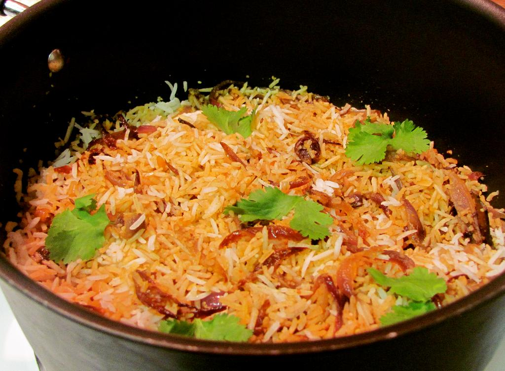 North indian recipes north indian food recipes spicy onion rice forumfinder Image collections