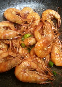 Sweet And Soy Shrimp